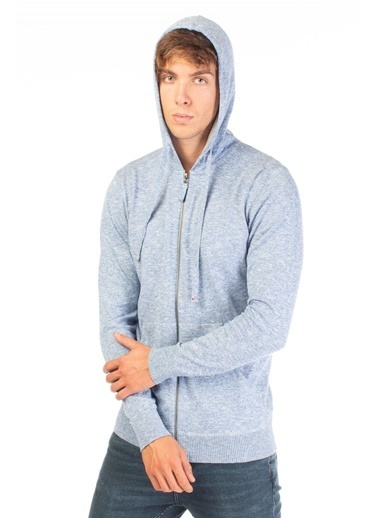 Benson Sweatshirt Mavi